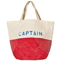 Bobo Choses Captain Petit Tote Bag Red