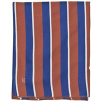 Bobo Choses Awning Stripes Sjal Blue