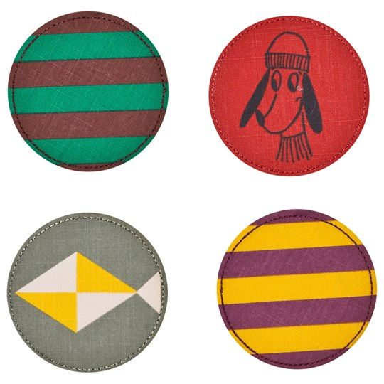 Bobo Choses Pack Patches Green