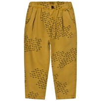 Bobo Choses Baggy Trousers Flocks Yellow