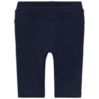 United Colors of Benetton Jersey Jeggings Navy Navy