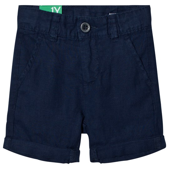 United Colors of Benetton Chino Shorts Navy Navy