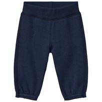 United Colors of Benetton Sweat Pants Teddy Face Navy Navy
