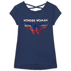 GAP Wonder Woman™ Strap-Back Tee Night