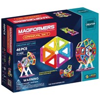 Magformers Carnival 46 Piece Set Unisex