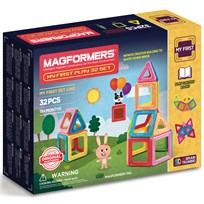 Magformers My First Play 32 Set Unisex