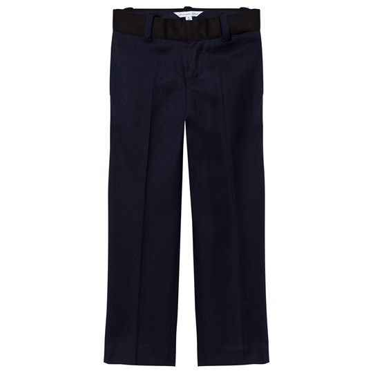 Little Marc Jacobs Navy and Black Suit Trousers 85V