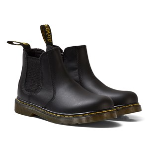 Image of Dr. Martens Black Leather Banzai Chelsea Boots 27 (UK 9) (3057460171)