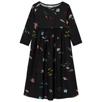 Bobo Choses Deep Sea Princess Dress Black
