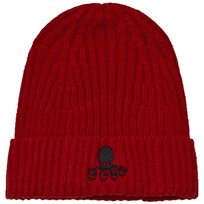 Bobo Choses Cousteau Beanie Red