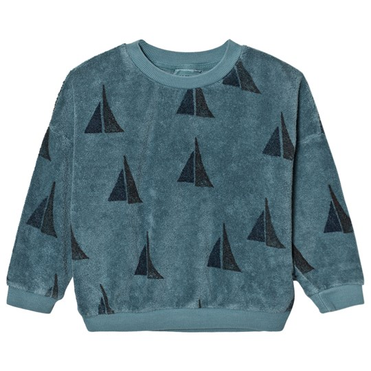 Bobo Choses Sweatshirt Alma S.B. Blue