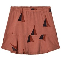 Bobo Choses Jersey Skirt Alma S.B. Pink