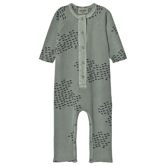 Bobo Choses Flocks Bodysuit Green