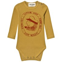 Bobo Choses Baby Body Captain Ahab Yellow