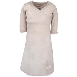 Merino Kids Cocooi Gown Natural