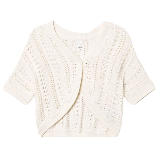 Gap Open Stitch Cocoon Cardigan Ivory Frost IVORY FROST