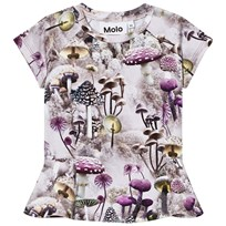Molo Robbin T-Shirt Enchanted Forrest Enchanted Forrest