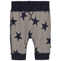 Molo Sammy Soft Pants Marinblå Blazer Star Navy Blazer star
