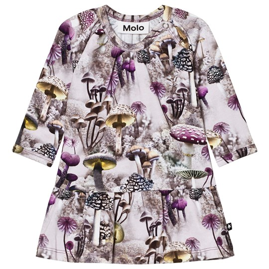 Molo Cammon Dress Enchanted Forrest Enchanted Forrest