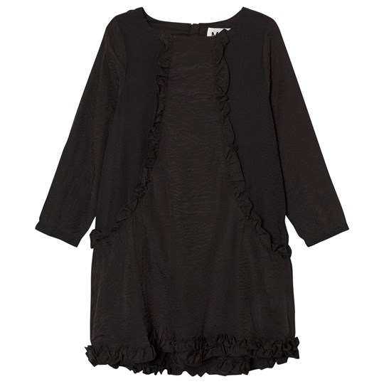 Molo Cathi Dress Black Bean Black Bean