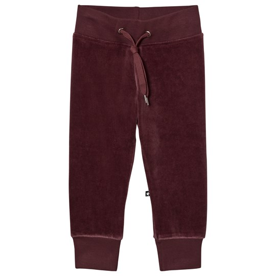 Molo Adda Soft Pants Purple Mist Purple Mist