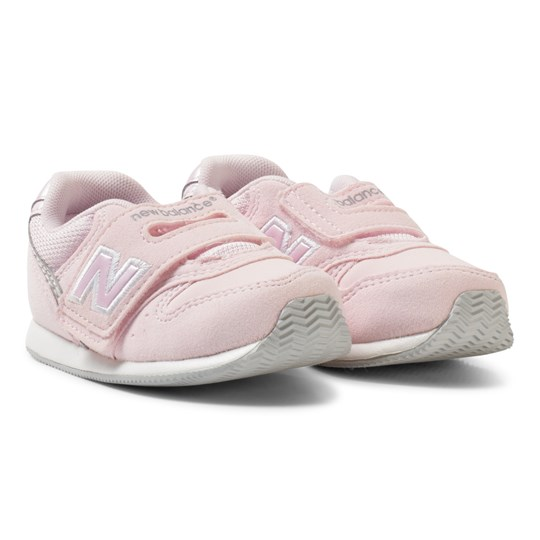 New Balance Pink and Grey Infant 996 Sneakers PINK/GREY (664)