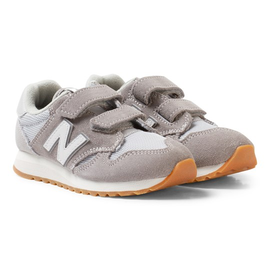 New Balance Grey and White 520 Sneakers GREY/WHITE (032)