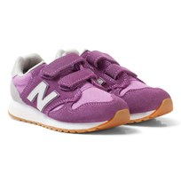 New Balance Purple and White 520 Sneakers PURPLE/WHITE (557)