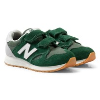 New Balance Green and White 520 Sneakers GREEN/WHITE (301)