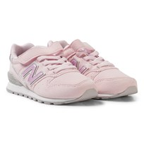 New Balance Pink and Grey 996v2 Sneakers PINK/GREY (664)