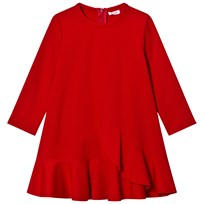 Il Gufo Red Milano Dress 372