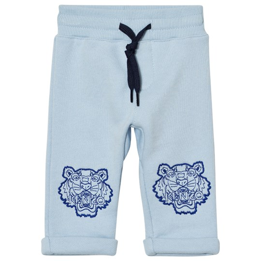 Kenzo Pale Blue Tiger Sweat Pants 411
