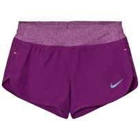 NIKE Dry Rival Shorts Lila BOLD BERRY/BOLD BERRY/LASER ORANGE