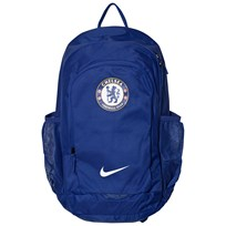 Chelsea FC Chelsea FC Stadium Print Backpack RUSH BLUE/RUSH BLUE/WHITE