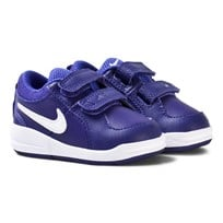 NIKE Pico 4 Infant Shoe Navy DEEP ROYAL BLUE/WHITE-GAME ROYAL