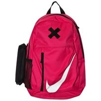 NIKE Pink Nike Elemental Backpack RUSH PINK/BLACK/WHITE