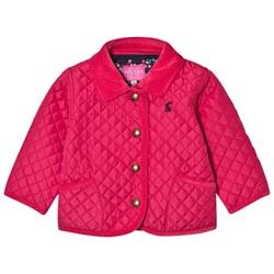 Tom Joule Pink Quilted Jacket