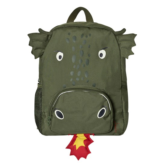 Tom Joule Green Dragon Backpack DRAGON
