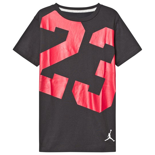 Air Jordan Jordan 23 Dri-Fit Tee Black GYM RED/BLACK