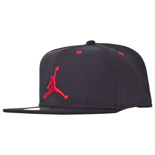 Air Jordan Jordan Jumpman Snapback Black BLACK/GYM RED