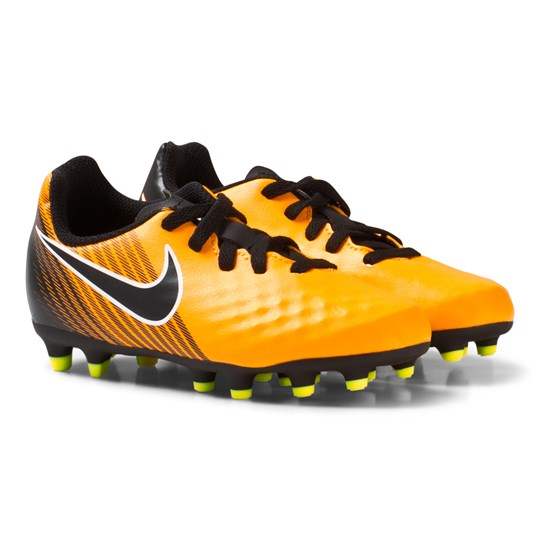 NIKE Magista Ola II Firm-Ground Soccer Boot LASER ORANGE/BLACK-WHITE-VOLT