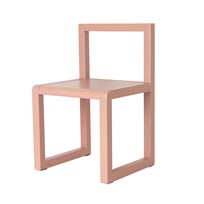 ferm LIVING Little Architect Chair - Rose Pink