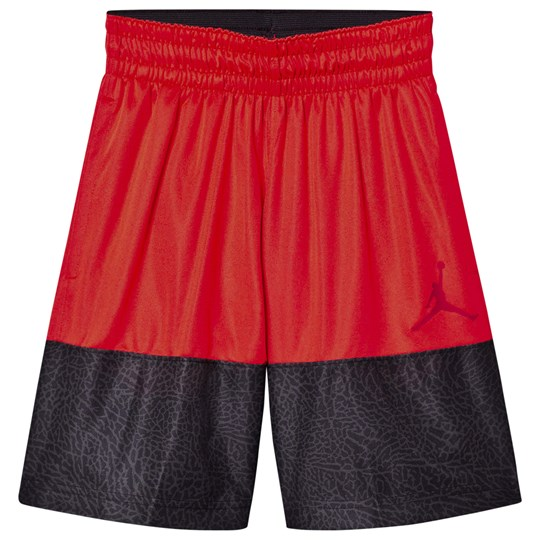Air Jordan Jordan Wings Blockout Shorts Orange MAX ORANGE/BLACK/GYM RED