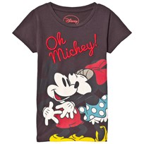Fabric Flavours Oh Mickey t- shirt Dark grey