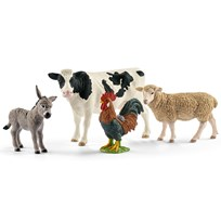 Schleich Farm World Starter Set Unisex