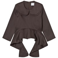 Wolf & Rita Blouse Teresa Grey BROWN