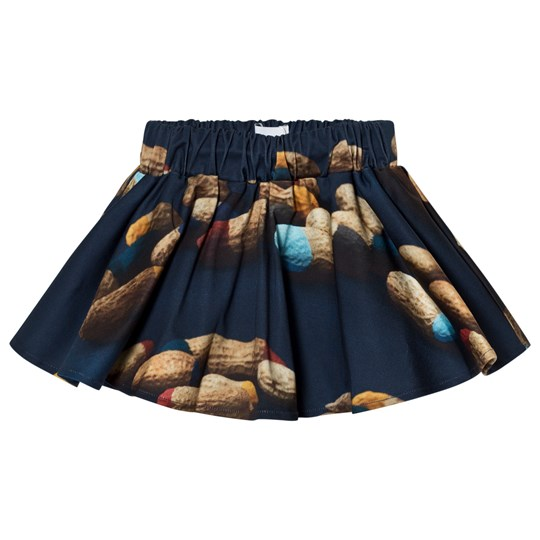 Wolf & Rita Carla Mini Skirt Peanuts Blue