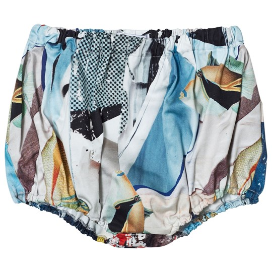 Wolf & Rita Francisca Bloomers Shimmering Blues Blue