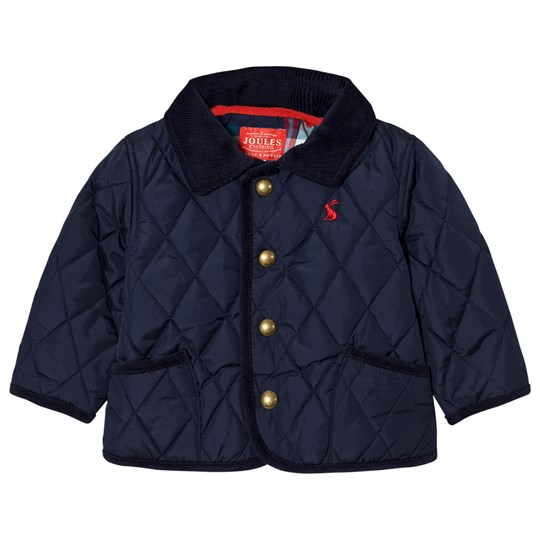 Tom Joule Navy Quilted Jacket French Navy