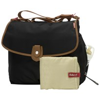 Babymel Satchel Changing Bag Black Black